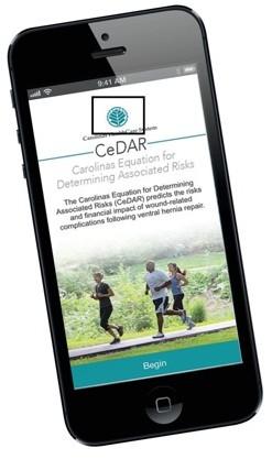 CeDAR Hernia Risk App
