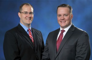 "Complex Hernia Surgeons Drs. Joel ""Trey"" Bradley and Dr. Kristopher Williams"